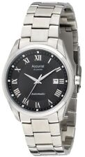 Accurist MB916B Automatic Men's Black Dial Date Watch, 2Yr Guar RRP £199.00