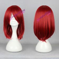 Black Butler kuroshitsuji Madam Red cosplay wig red short wig general wig
