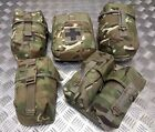 Genuine British Military Issue MTP Tactical Assault Vest Pouch Assorted Types