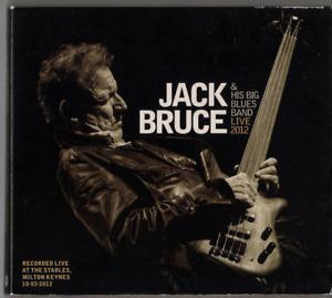 JACK BRUCE & HIS BIG BLUES BAND LIVE THE STABLES MILTON KEYNES 2012 VERY RARE