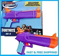 Nerf Fortnite Super Soaker Water Blaster HC-E Water Gun Brand - Kids Love It!
