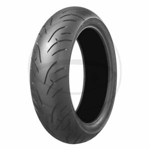 180/55ZR17 (73W) Rubber BRIDGESTONE BT023 Triumph 1050 Speed Triple 2005-2010