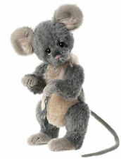Mouse Artist Teddy Bears