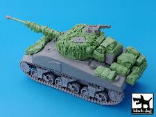British Sherman Firefly Hessian Cinta Acces. Set T35028 red de camuflaje, Perro Negro, 1:35
