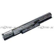 Batterie pour SONY VAIO SVF1532TST SVF1532U1E SVF1532U4E 14.8V 2600MAH