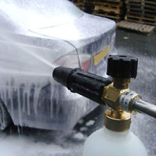 Foam Lance Snow Cannon Pressure Washer Gun Car Foamer Wash SoapSuds Spray Jet