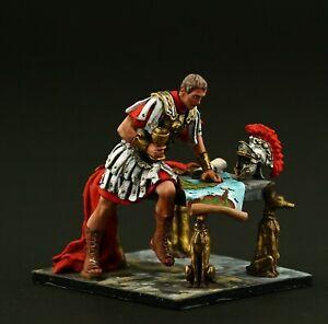 Tin soldier, Collectible, Marcus Antonius, I B.C., 54 mm, Rome