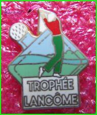 Pin's Golf TROPHEE LANCOME Arthus Bertrand   #883
