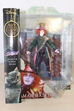Disney Alice Through The Looking Glass Mad Hatter Depp Diamond Select Figure NEW