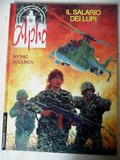 FUMETTO ALPHO - IL SALARIO DEI LUPI - EURA ED. 2001 -  FUM3