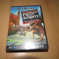 KINGS BOUNTY Sega Mega Drive Megadrive Game Pal Boxed