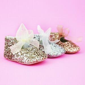 Sevva Baby Shoes - Glitter - (BNIB)