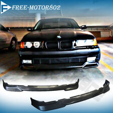 FOR 92-98 BMW E36 3-SERIES 318 325 328 FRONT BUMPER LIP SPOILER M-TECH STYLE PU