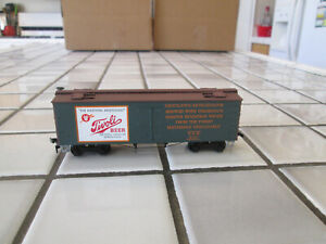 Details about  /ROUNDHOUSE HO SCALE 36' O.T ATSF REFRIGERATOR REEFER YELLOW #7879 BRAND NEW!!!