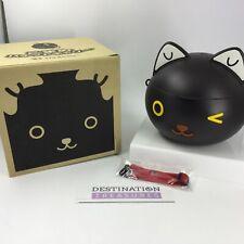 Volks Doll Komame Winking Black Cat Shoulder Bag YOSD Case Bucket