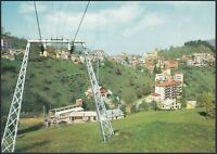 AD5327 Frabosa Soprana ( Cn ) - Panorama Und Bahnhof Sessellift - Postkarte