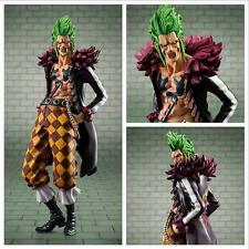 "Anime One Piece POP Bartolomeo 9""/23cm PVC Figure Toy Gifts"