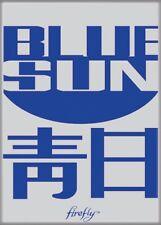 Firefly Blue Sun Magnet