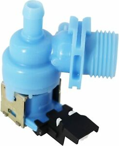 Dishwasher Water Inlet Valve Compatible for Whirlpool W10327249, W10327250