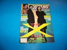"""Starlog """"The Science Fiction Universe"""" Magazine The X Files Vintage 1994"""