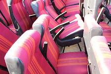 Coppia sedili reclinabile per autobus Iveco Euroclass HD usati (15791)