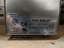 PSP-600-27 AC/DC Power Supply 27V 600W 22.2A