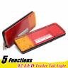 2x 92 LED Ute Rear Trailer Tail Lights Caravan Truck Boat Car Indicator Lamp 12v