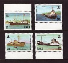 Tuvalu MNH 1978 Ships set mint stamps