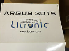 Litronic Argus 3015 PCMCIa and USB Smart Card Reader