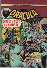 Dracula n° 17 - Comics Pocket - Artima 1975
