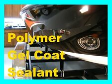 gelcoat SEALANT wax Professional POLYMER GEL COAT SEALANT NITRO Boats