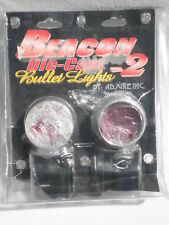 ADJURE BEACON TURN SIGNALS LED  HARLEY DAVIDSON TOURING SOFTAIL DYNA