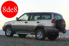 Nissan Terrano R20 (2002) - Workshop Manual on CD