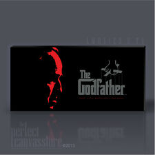 Il Padrino Don Vito andolini Corleone iconica stampa tela LAPopArt ART Williams