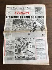 Journal l'équipe - 10 juin 1986 - 41 eme année - n 12468