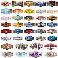 5pcs 5D DIY Full Drill Diamond Painting Embroidery Cross Crafts Stitch Kit Decor
