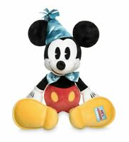 """2019 Disney Parks Mickey Mouse 90th Birthday 24"""" Cute Plush Toy Doll New NWTs"""