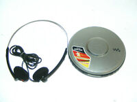 Vintage Sony D-EJ011 CD Digital Mega Bass G-Protection CD-R /RW Walkman Player