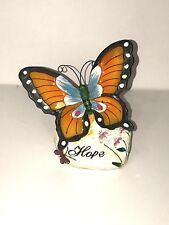 Butterfly Plaque - HOPE