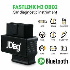 Bluetooth OBDII Code Reader OBD2 Scanner Car Check Engine Fault Diagnostic Tool