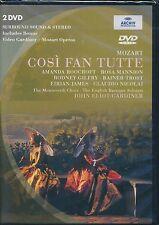 Mozart Cosi Fan Tutte DVD NEW Amanda Roocroft Mannion DTS Sound Eliot Gardiner