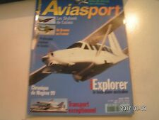 **c Aviasport n°537 Explorer 350R / 747 SCA / Megeve 99 / DR-400/120