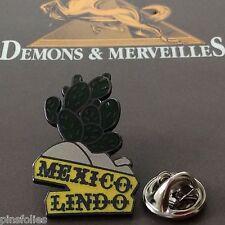 Pin's Folies *** Demons et Merveilles Mexico Lindo Artisanat Mexique +++++++++++