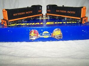 Athearn SE HO S12 Diesel Locomotives Southern Pacific(kit/DC)
