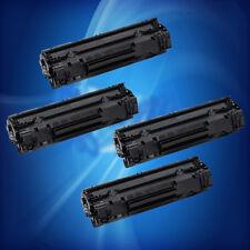 4PK NON-OEM CE285A for HP 85A LaserJet P1102,P1109, Pro M1210,M1212nf,Pro M1217n