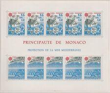 Europa CEPT 1986 Natuurbescherming Monaco Blok 32 - MNH Postfris cat waarde € 25
