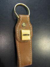 Key ring / sleutelhanger Fiat (leather big)