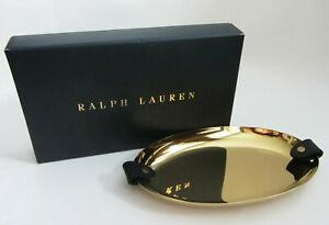 Ralph Lauren Wyatt SMALL Nested Tray NEW