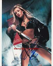 MAGGIE Q Nikita & Stalker SIGNED Autograph 8x10 Color SEXY Photo