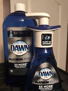 Dawn Foam Refill & Dawn Dish Pump